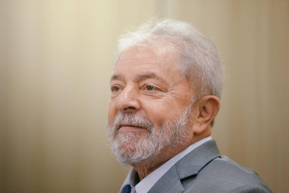 Entrevista de Lula