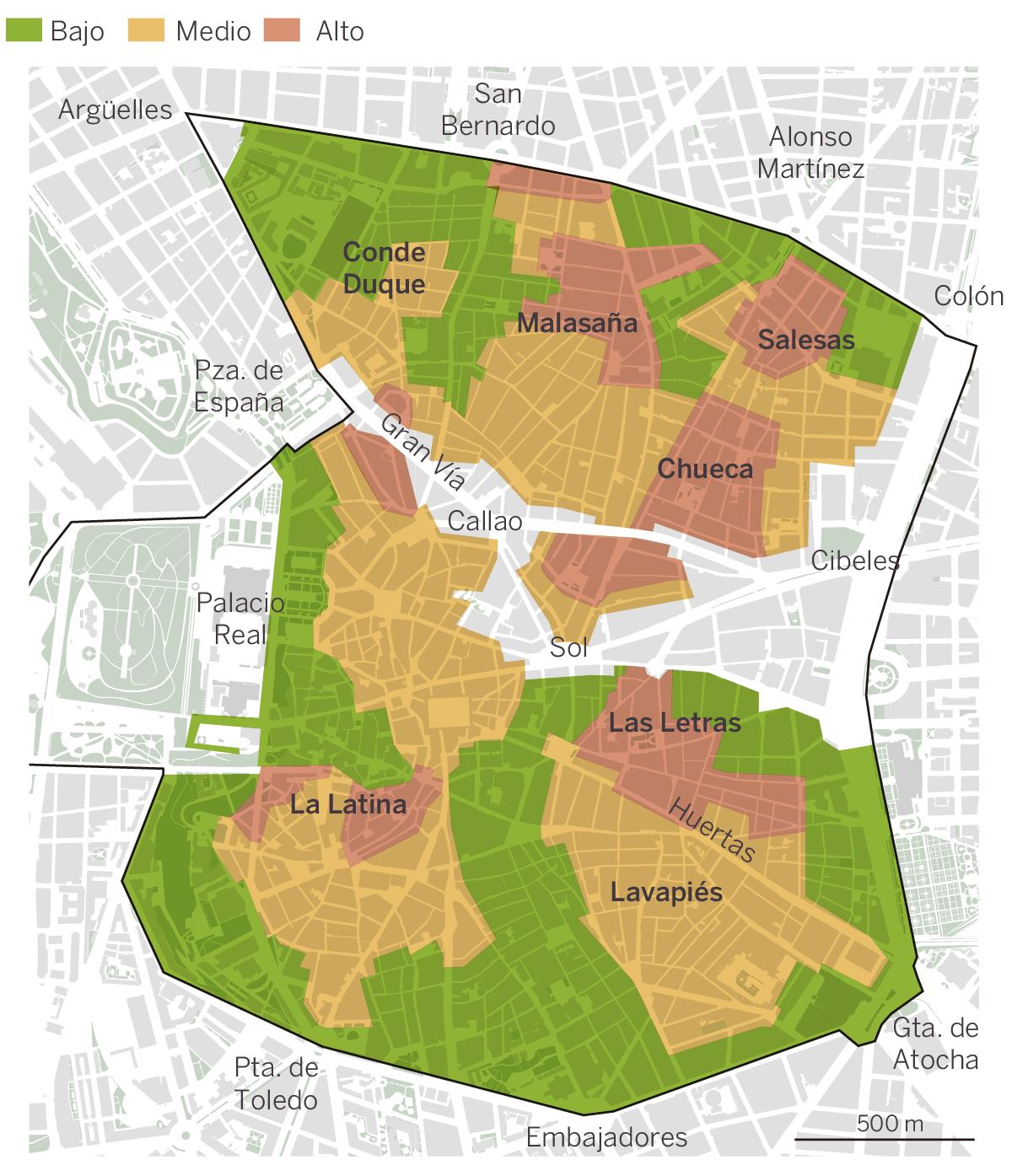 Fuente: Ayuntamiento de Madrid. :: EL PAÍS