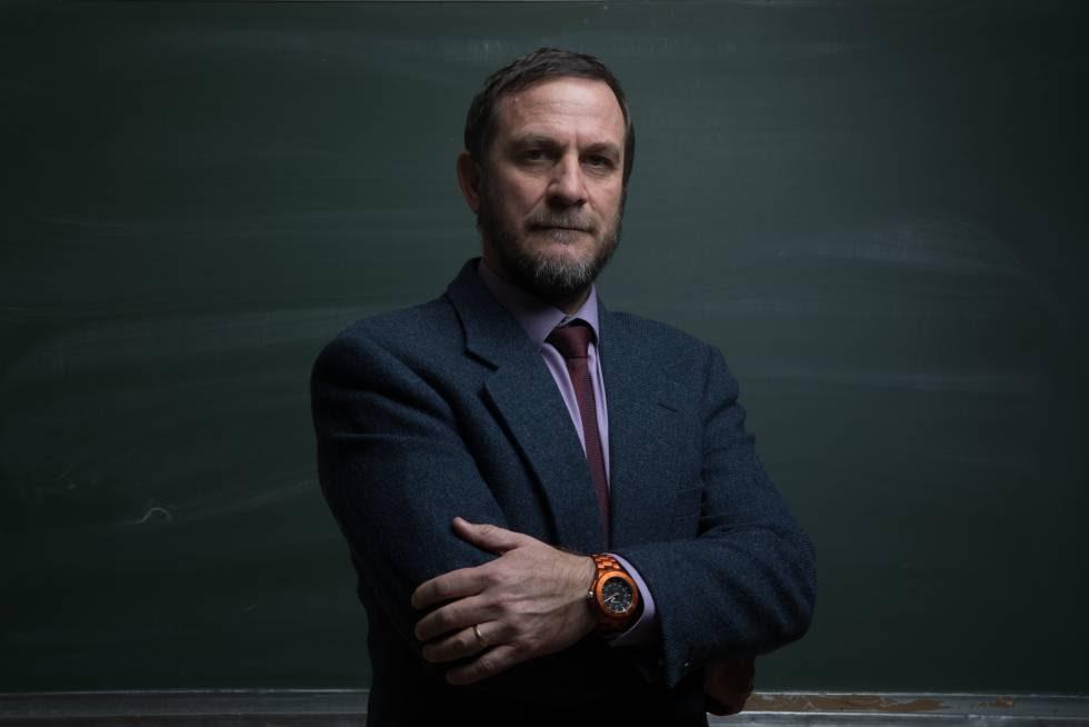 El psicólogo José Luis González, coordinador del primer informe sobre el homicidio en España.