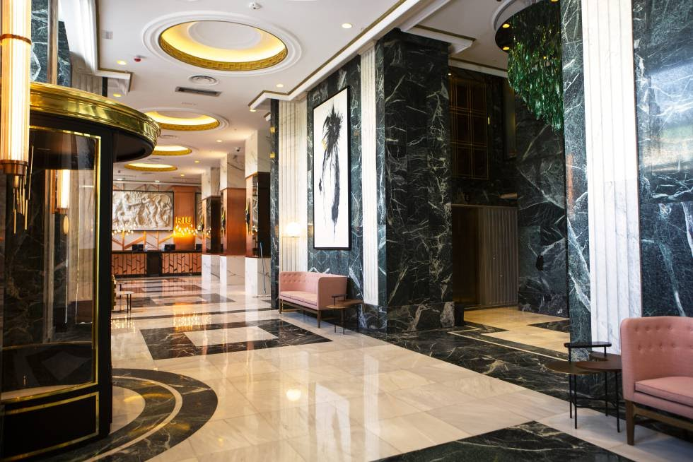 hoteles lujo madrid