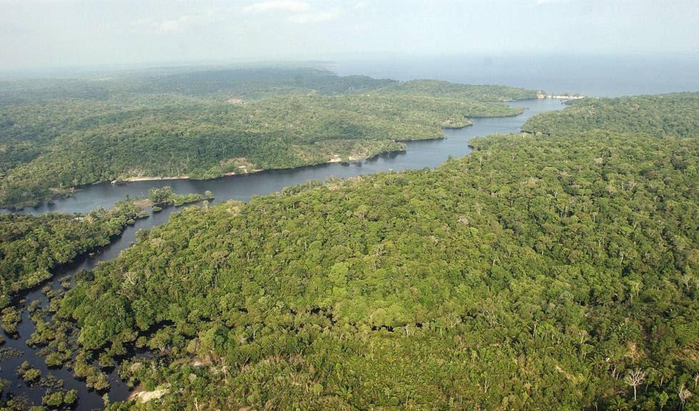 mineração na Amazônia
